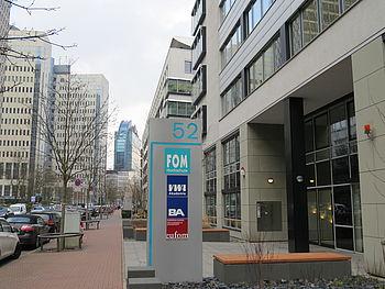 Gebäude VWA Franklinstraße 52 Frankfurt